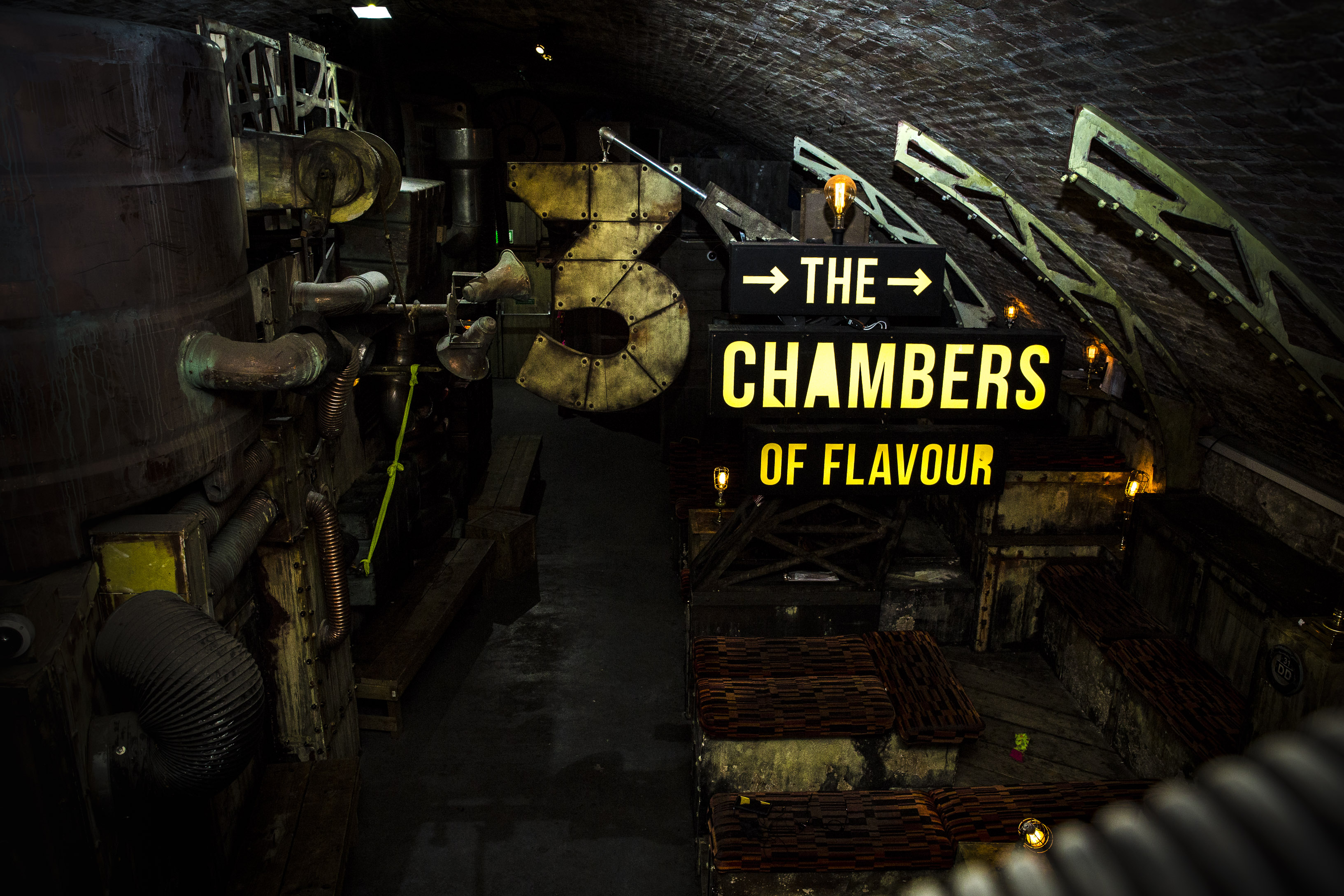 Chambers of Flavour V3